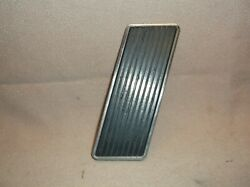 1967 1968 Mercury Cougar Ford Mustang Boss Shelby Gas Pedal With Stainless Trim