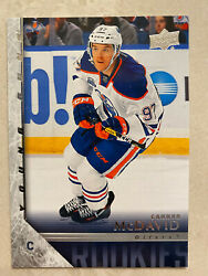2020-21 Upper Deck Connor Mcdavid Young Guns 2005-06 Tribute E-pack Exclus. A-3