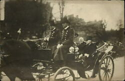 Rppc Wwi Woodrow Wilson And President Poincare France Peace Negotiations
