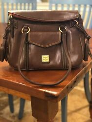 Dooney and Bourke Toledo Leather Small Smith Bag $179.00