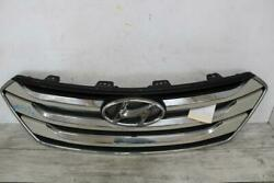 2013-2015 Hyundai Santa Fe Front Grille Grill Oem With Logo 86351-2w000 2014