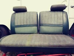 72 Oldsmobile Cutlass Bench Seat Fits Chevelle Gto Olds 442 Monte Carlo 454 455