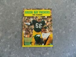 1968 Green Bay Packers Yearbook - Marquis Drum And Bugle Corps Fond Du Lac