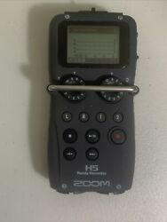 Zoom H5 4-track Portable Digital Recorder Wind Screen Lowepro Case With Strap