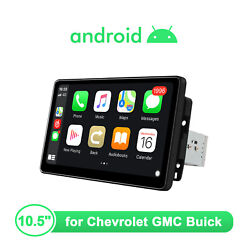 For Chevrolet Gmc Buick 10.5 Android 10 1din Touchscreen Navi Gps Built-in Dsp