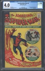 Amazing Spider-man 8 Cgc See Notes