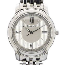 Auth And Co. Watch Mark Z0046.17.10a91a00a Shell Stainless Steel Quartz