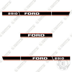 Ford 2910 Decal Kit Tractor - 7 Year 3m Vinyl