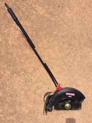 Craftsman Model 316.792401 Edger Attachment With Hanger