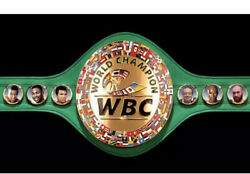 Wbc World Boxing Championship Belt Adult Size Replica Select Your Boxers