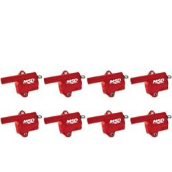 Msd Coils Pro Power Gm L-series Truck 99-07 8-pack