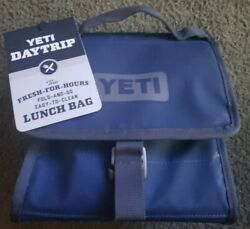 Yeti Daytrip Lunch Bag Navy Color Day Trip New With Tags
