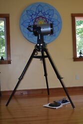 """Discontinued Celestron Ultima 2000 8"""" With Many Extras Computer Automated"""