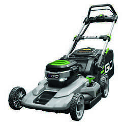 Ego Power+ 56-volt 21-in Push Cordless Electric Lawn Mower 5 Ah Battery/charger
