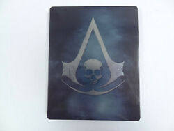 Xbox One Assassinand039s Creed Black Flag Game In Steelbook Edition W/ Soundtrack New