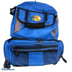 Bass Pro Shops Extreme Qualifier 360 Tackle Backpack Or System