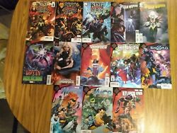 King In Black Lot Spider Woman Union Valkyries Namor Sword Wiccan/ Variant