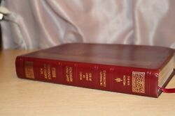 Nasb Bible Giant Print References Dictionary/concordance 534bg Bonded Leather