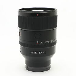 Sony Fe 135mm F/1.8 Gm Sel135f18gm For Sony E Mount 223