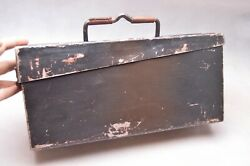 Ww2 German Two Tone Camouflage Mg Ammunitions Case