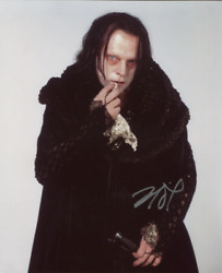 Brad Dourif As Grima Wormtongue - Lord Of The Rings Genuine Signed Autograph