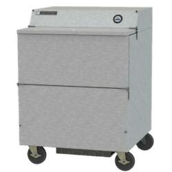 Beverage Air - Smf34hc-1-s - 34 In S/s Forced Air Milk Cooler