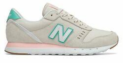 New Balance Womenand039s 311v2 Shoes White With Blue