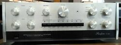 Accuphase Control Amplifier C-200 Ac100v Working Properly 6430