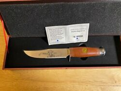 Bowie Knife - By Falkner - Buffalo Bill Collectors Edition