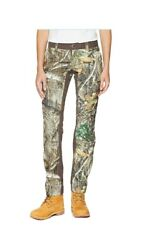 New Under Armour Storm Fletching Realtree Edge Camo Hunting Pants Womens Sz-12