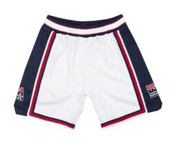 Mitchell And Ness Authentic Team Usa Basketball Shorts Size Large 44 Bnwt