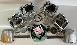 Top End Kit Head Cam Cylinder Piston For 2013 Can Am Commander 1000