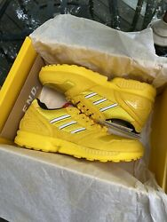 Adidas X Lego Zx8000 Shoes - Yellow - Us Men's Size 11 - New In Box In Hand