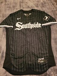 Mlb X Nike Chicago White Sox City Connect Authentic Jersey - Southside