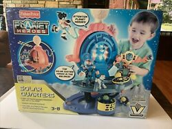 Fisher Price Planet Heroes Sealed Unopened 2008