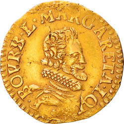 [219122] Coin French States Chateau-renaud Florin Dand039or Au Gold Km19