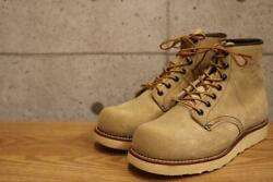 Sold Red Wing Clapton Model No.2001 7.5e Size Men