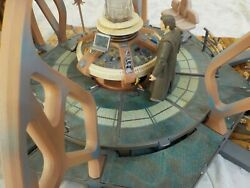 Doctor Who 10th Dr Figure And Tardis Console