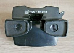 Ultra Rare Black Gaf Viewmaster Model J Stereo Viewer Vintage 1970and039s J638