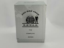 The Man From U.n.c.l.e. The Complete Series [dvd] Boxed Set Gift