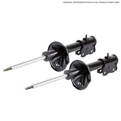 For Mercedes Ml350 And Ml63 Amg Pair Front Strut Assembly Gap