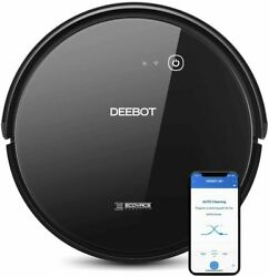 New Ecovacs Deebot 661 Convertible Vacuuming Or Mopping Robotic Vacuum Cleaner