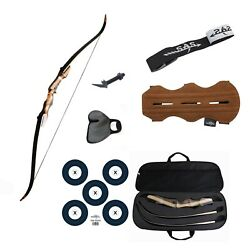 Southland Archery Supply Sas Sage Take Down Recurve Bow Combo Package Kit Wit...