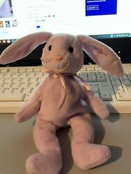 Floppity Ty Beanie Baby Andndash Retired 1996 -rare With Errors