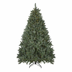 Northlight 7.5' Grande Spruce Artificial Christmas Tree - Dual Color Led Lights