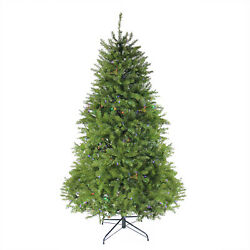 Northlight 9' Northern Pine Artificial Christmas Tree Multi-color Led Lights