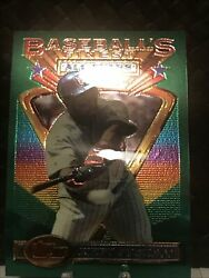 1993 - Kirby Puckett - 🔥topps Finest- All Stars 🔥- 112 - 🔥mint Condition