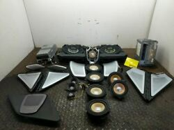 2013 Bmw 640 Bang And Olufson Sound System Amp Kit