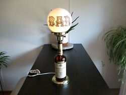 Collectible Vintage Bar Lamp Canadian Club Retro Lighting Whisky