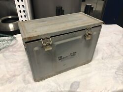 """""""last Man Standing"""" Authentic Tv Prop Used On Set. Mikes Office Metal Storage"""